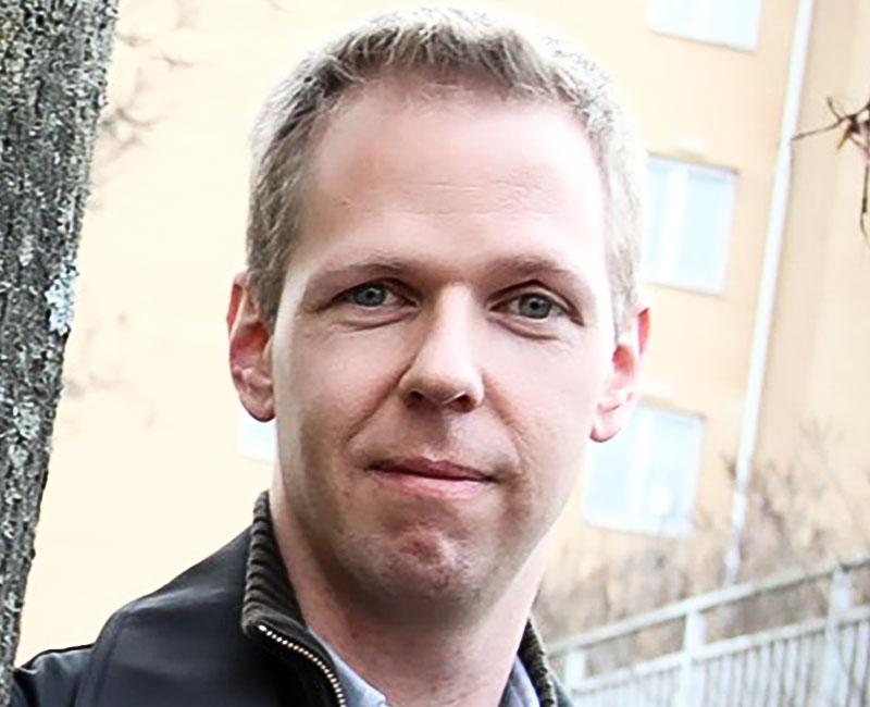 Musikalpodden - Erik Fägerborn